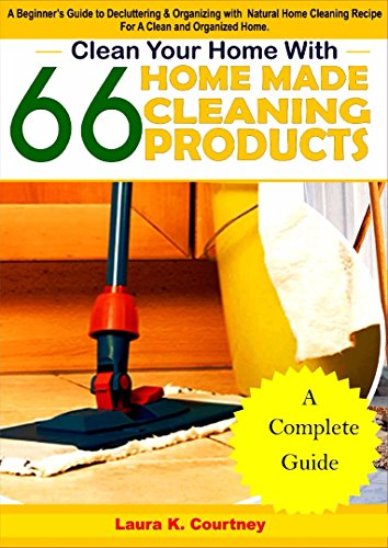 2 Lb Block (Clean Your Home With 66 Homemade Cleaning Products: A Beginner's Guide To Decluttering And Organizing With Natural Home Cleaning Recipes For A Clean And ... Minimalist Living Book 1) (English Edition))