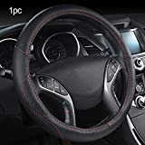 NPNPNP Couverture de volant de voiture 37-38cm Car Steering Wheel Cover New Hot...