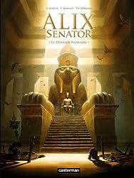 Alix senator, Tome 2 : Le dernier pharaon