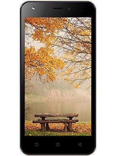 Intex Aqua Trend Lite 4G VoLTE Dual Sim 2600 mAh Android Smartphone - Champagne