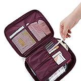 Fenrad® Multifunktions Tragbarer Reise Kosmetiktasche Kulturtasche Kulturbeutel Makeup Bag Travel