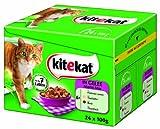 Kitekat Multipack 24x100g Markt-Mix in Gelee