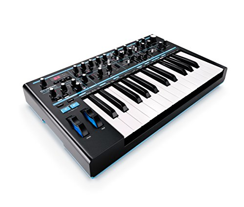 Novation Bass Station II – analoger Mono-Synthesizer