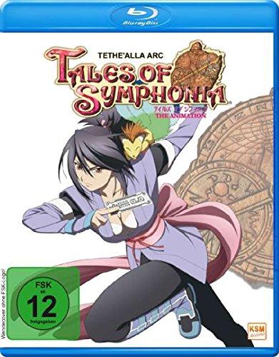 Thete'alla Arc 4 OVAs [Blu-ray]