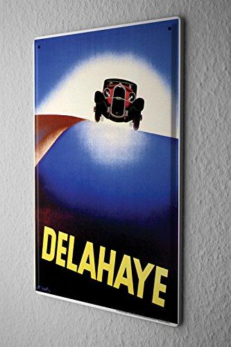 plaque-emaillee-garage-liques-affiche-delahaye-stations