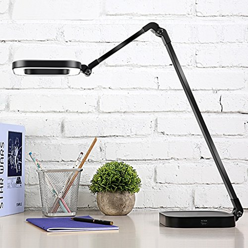 Lampe de bureau Lampe de bureau LED 10W Lecture, Lampe de chevet, Commutateur tactile, Gradable, Série: LY-1M