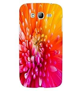 ColourCraft Beautiful Flower Design Back Case Cover for SAMSUNG GALAXY GRAND NEO PLUS I9060I