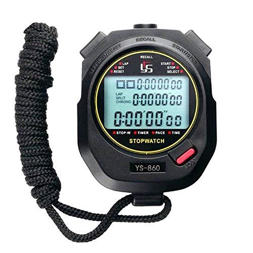 YOUZHA Cronómetro digital profesional Temporizador
