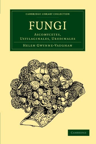 Fungi: Ascomycetes, Ustilaginales, Uredinales (Cambridge Library Collection - Botany and Horticulture) by Helen Gwynne-Vaughan (2010-10-31)