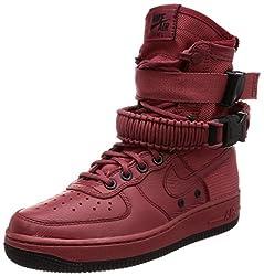 Nike Women's Sf Af1 Cedarcedar Black Casual Shoe 7 Women Us