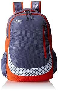 Skybags Polyester 30 Ltrs Orange Laptop Bag (LPBPBLPF2ONG)