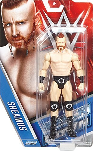 Sheamus Basic 65 - Mohawk WIth Beard Brand New In Box