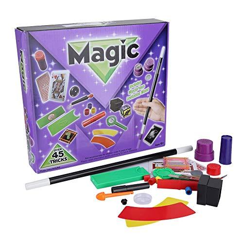 Alomejor Kinder Zaubertricks Spielzeug Geschenk Stage Magic Requisiten für Anfänger(2510) (Anfänger Zaubertricks)