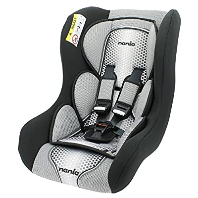 Nania Trio Group 0/1/2 Infant Car Seat, Grey  Columbus Trading Partners GmbH & Co. KG (formerly Cybex)