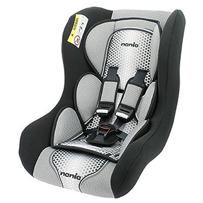Nania Trio Group 0/1/2 Infant Car Seat, Grey  APRAMO