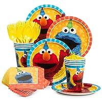 Sesame Street Standard Tableware Kit (Serves 8)