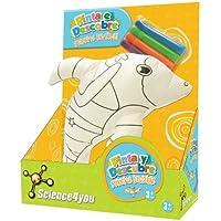 Science4you - Delfín, peluche lavable (396838)