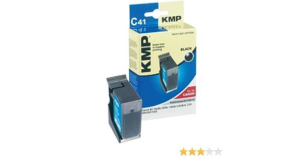 Kmp C41 Tintenpatrone Ersetzt Bc01 Computer Zubehör