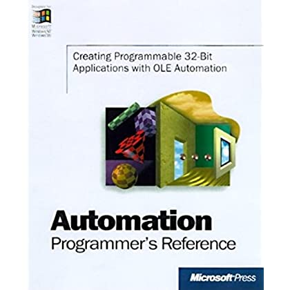 AUTOMATION PROGRAMMER'S REFERENCE