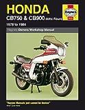 Honda CB750 & CB900 Dohc Fours (78 - 84) (Motorcycle Manuals)