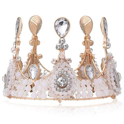 Prinzessin Braut Kostüm Für Erwachsene - Coucoland Königin Krone Kaiserhof Barock Stil