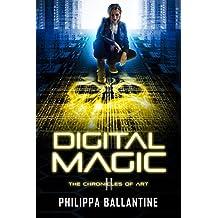 Digital Magic (The Chronicles of Art Book 2)