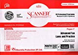 Solved Scanner CS Professional Programme Module-III (2013 Syllabus) Paper- 7 Advanced Tax Laws and Practice Green Edition