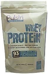 Pulsin' Whey Protein Isolate Powder, 250 G