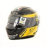 Best Motorcycle Helmets - AGV K3 Guy Martin Yellow Motorcycle Helmet Review