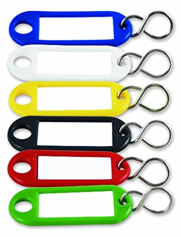Chapuis 7122/13AS 100 Porte-étiquettes + Esse polyéthylène Coloris assortis