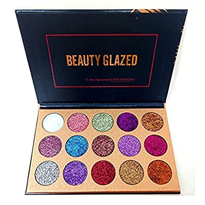 Beauty Glazed Eyeshadow Palette Eye Shadow Powder Make Up Palette Waterproof Eye Shadow Cosmetics