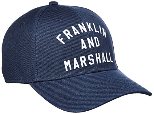 Franklin-Marshall-CPUA907-Unisex-Baseball-Navy-Snap-Cap-56