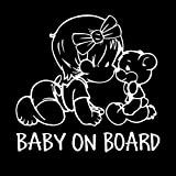 "Auto Styling Aufkleber ""Baby an Bord Auto Aufkleber Vinyl Aufkleber"