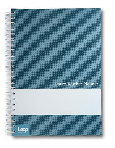 dated a4 6 lesson academic teacher planner buy online in oman