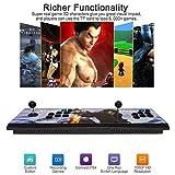 feiledi Trade 2177 in 1 Pandora's Box Arcade 7-3D Dual Screen Mini Arcade Video Game Konsole 2020 Games N64 PS 7 Arcade Video Game Console Box 1920 x 1080-2 Player