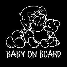 """Coche Estilo """"Bebé a bordo coche adhesivo vinilo adhesivo decoración película coche DIY adhesivo Tuning partes"""