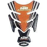 #7: Customize KTM Tank Pad For ALL Bikes (ORANGE)