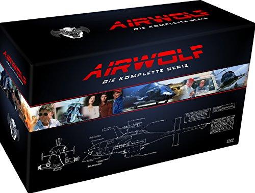 Bild von Airwolf - Die komplette Serie (21 Discs)