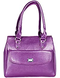 Belladona Women's Handbag Purple (BL_109)