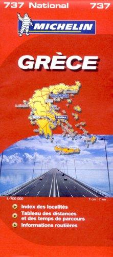 Grèce : 1/700 000