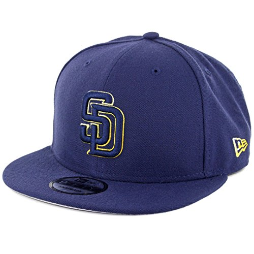 New Era Cap Co,. Inc. Men's 80442718, Navy, One Size fits All