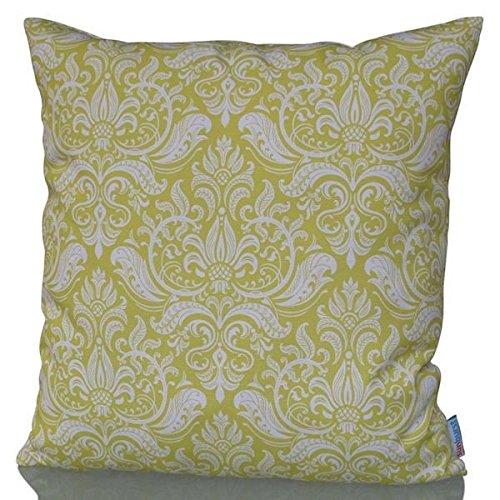 Sunburst Outdoor Living 60cm x 60cm INTENSE Federa decorativa per cuscini per divano, letto, sofà o da esterni - Solo federa, no interno