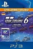 GT6: 1 Million Ingame-Credits [Zusatzinhalt] [PS3 PSN Code - deutsches