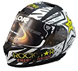 Integralhelm Full Face Airoh Valor Rockstar Energy Drink matt Größe