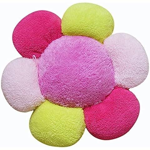 Multicolore Candy Fiore Sedile Cuscino Del Divano