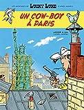 Aventures de Lucky Luke d'après Morris (Les) Tome 8 - Un cow-boy à Paris