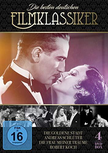 Die besten deutschen Filmklassiker [4 DVDs]