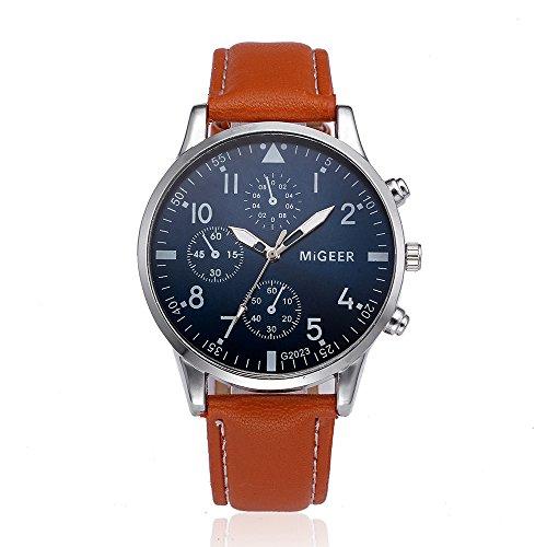 Challeng Herren Uhren Männer Wasserdicht Geschäfts Klassisch Analog Quarz Dünn Armbanduhr Gents Luxus Elegant Kleid Uhr Gutscheine