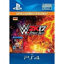 WWE 2K17 Season Pass [PS4 Download Code - deutsches Konto]