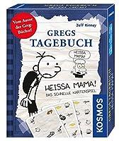 Kosmos 741624 - Gregs Tagebuch - Heissa Mama, Kartenspiel
